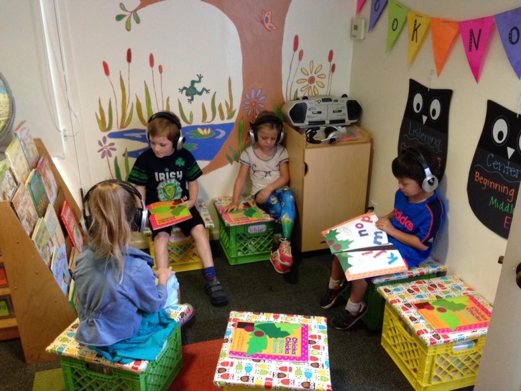 Chicka Chicka Boom Boom | Swoop into Kindergarten