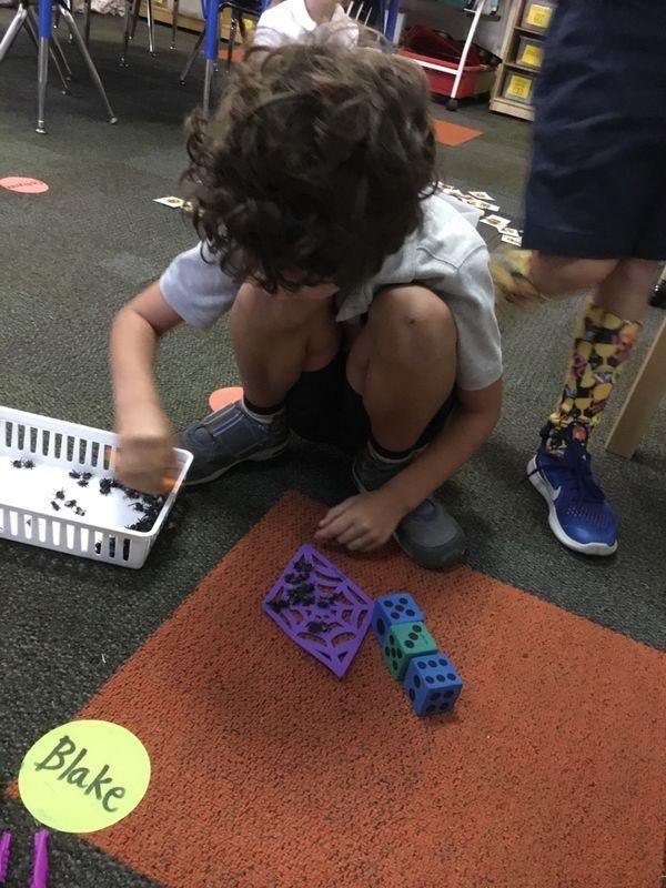 Morning Exploring   Swoop into Kindergarten